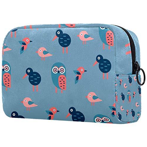 Bolsas de aseo para mujer con cremallera, organizador de cosméticos de viaje