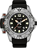 Bulova Men's Sea King Limited - 96B226 White Watch