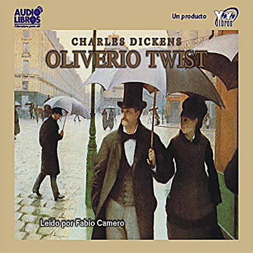 Oliverio Twist [Oliver Twist] audiobook cover art