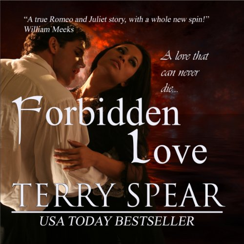 Forbidden Love audiobook cover art