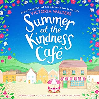 Couverture de Summer at the Kindness Cafe