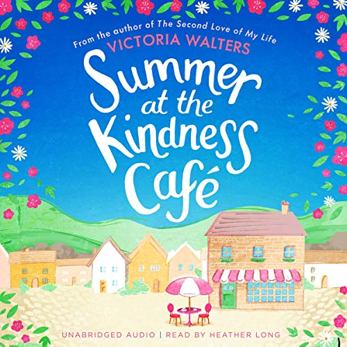 Summer at the Kindness Cafe cover art