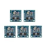 DollaTek 5Pcs Minuscule RTC I2C DS1307 AT24C32 Horloge en Temps réel Module pour Arduino AVR PIC 51 Arm