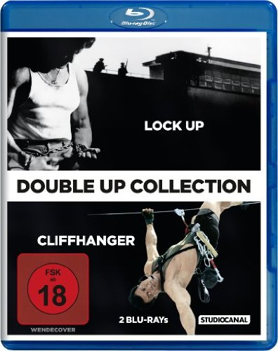 Lock Up/Cliffhanger - Double-Up Collection [Blu-ray]