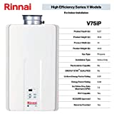 Photo #7: Rinnai V75iP Propane Tankless Water Heater 7.5 GPM