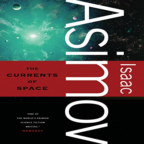 The Currents of Space audiobook cover art
