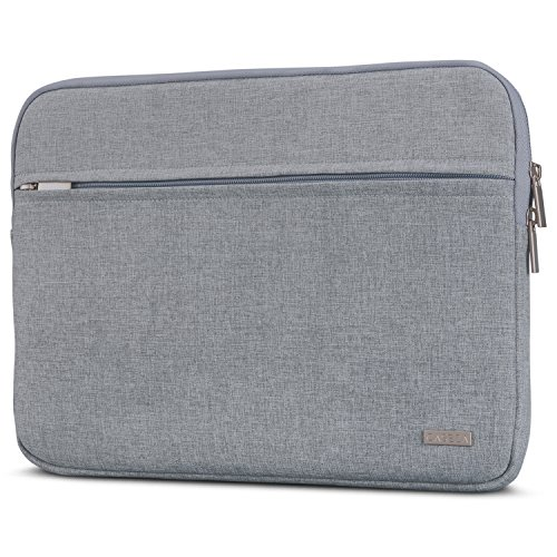 CASEZA MacBook Pro 13 Hülle/MacBook Air (2018) Tasche Grau Melange Milan Laptop Sleeve aus recycelten PET-Flaschen Laptophülle für MacBook Air (2018) MacBook Pro 13 Dell XPS 13 & 11-12 Zoll Notebooks