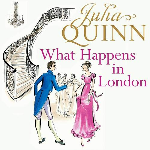 What Happens in London cover art