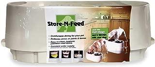Best raised dog feeding station with storage Reviews