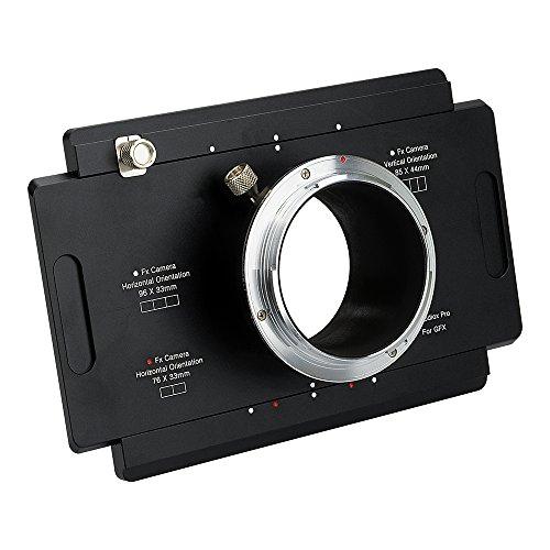 Fotodiox Pro Adaptador para Montar Cámaras con Montura de Fujifilm GFX G...