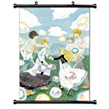 Honey and Clover Anime Fabric Wall Scroll Poster (16