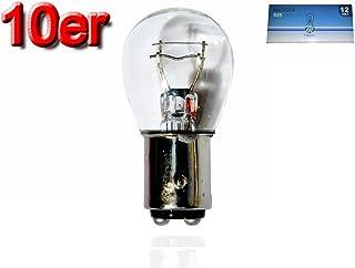 Suchergebnis Auf Für Auto Glühlampen M Tech Glühlampen Beleuchtung Ersatz Einbauteile Auto Motorrad