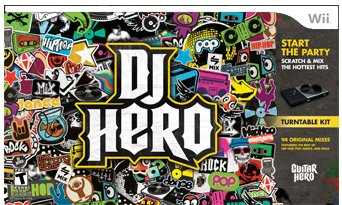 DJ Hero: Bundle with Turntable - http://coolthings.us
