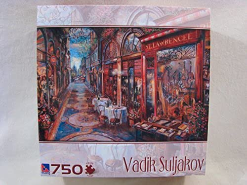 Vadik Suljakov 750 Piece Jigsaw Puzzle  Le Passage by Sure-Lox