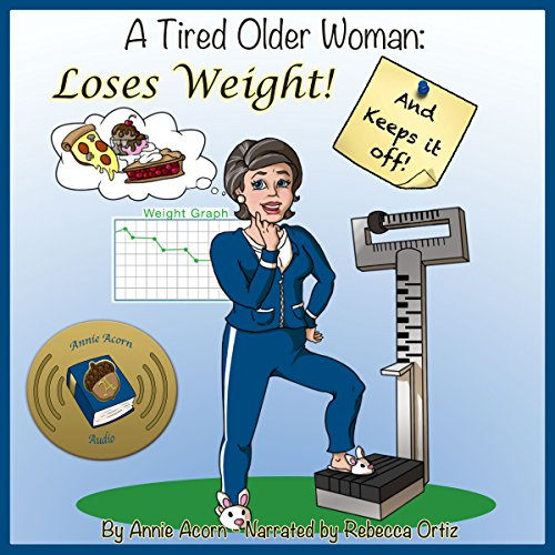 A Tired Older Woman  By  cover art