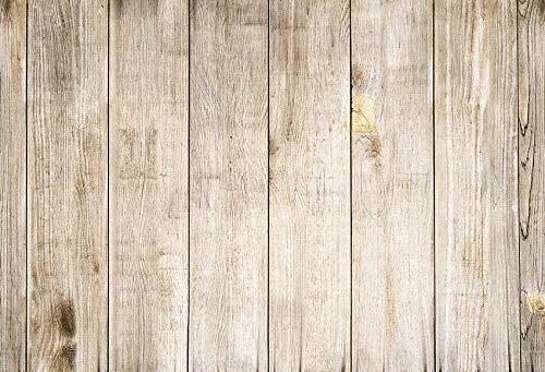 Fondo de fotografía Tablero de Madera Textura Retrato Fondo Niños Estudio fotográfico Piso de Madera Accesorios de Fondo A15 9x6ft / 2.7x1.8m
