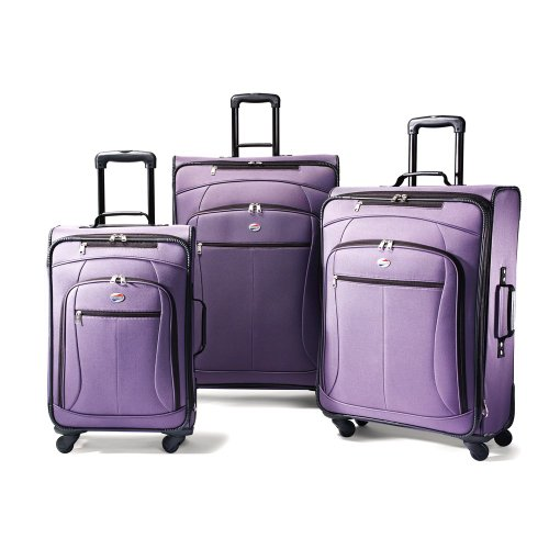 New American Tourister Pop Spinner - 3 Piece