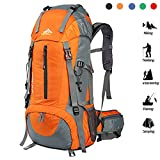 Loowoko 50L Hiking Backpack