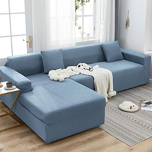 Protector Sofá Cubierta De Moda,Cojín de sofá Engrosado, Funda Antideslizante para Funda de sofá Universal de Cuatro Estaciones, 1 Pieza-N_ Pieza única para Cuatro: 235-300 cm