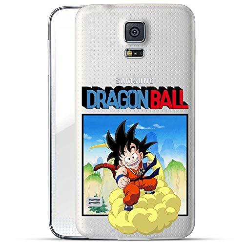 Cover per Samsung Galaxy S5 Mini, motivo: Dragonball Cover V2