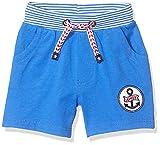Salt & Pepper Baby-Jungen 03216106 Shorts, Blau (Strong Blue 483), (Herstellergröße: 62)