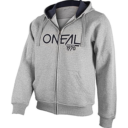 O'Neal Unisex Sweatshirt Racing 70, Grau, XX-Large, 1013R-10