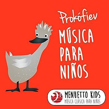Prokófiev: Música para niños, Op. 65 (Menuetto Kids - Música clásica para niños)