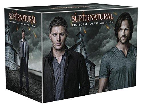 Supernatural-Intégrale Saisons 1 à 9