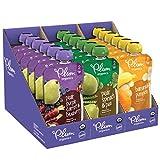 Plum Organics Stage 2, Organic Baby Food, Fruit and Veggie Variety...