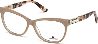 SWAROVSKI for woman sk5091 - 072, Designer Eyeglasses Caliber 56