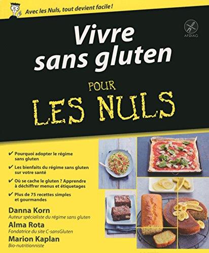 Vivre sans gluten pour les Nuls
