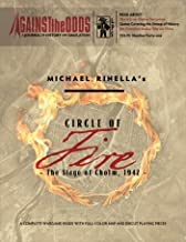 ATO: Against the Odds Magazine #41, with Circle of Fire, the Siege of Cholm, 1942, Board Game