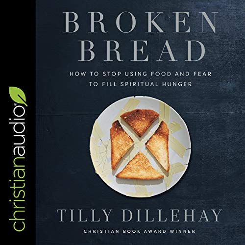 Broken Bread audiobook cover art