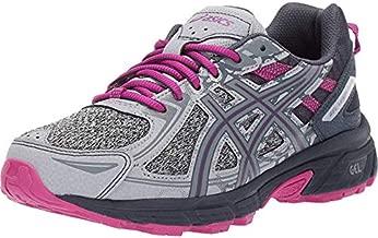 ASICS Women's Gel-Venture 6 MX Running Shoes, 9, MID Grey/Purple SPEC