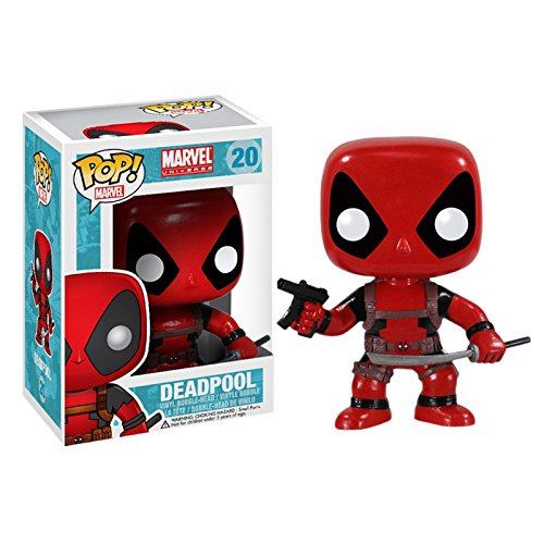 Funko POP! Marvel X-Men: Deadpool