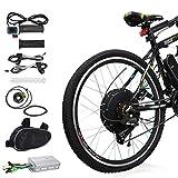 Voilamart Electric Bicycle Kit 26' Rear Wheel 48V 1000W E-Bike Conversion Kit,...
