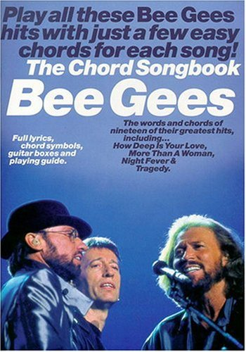 The Bee Gees Chord Songbook