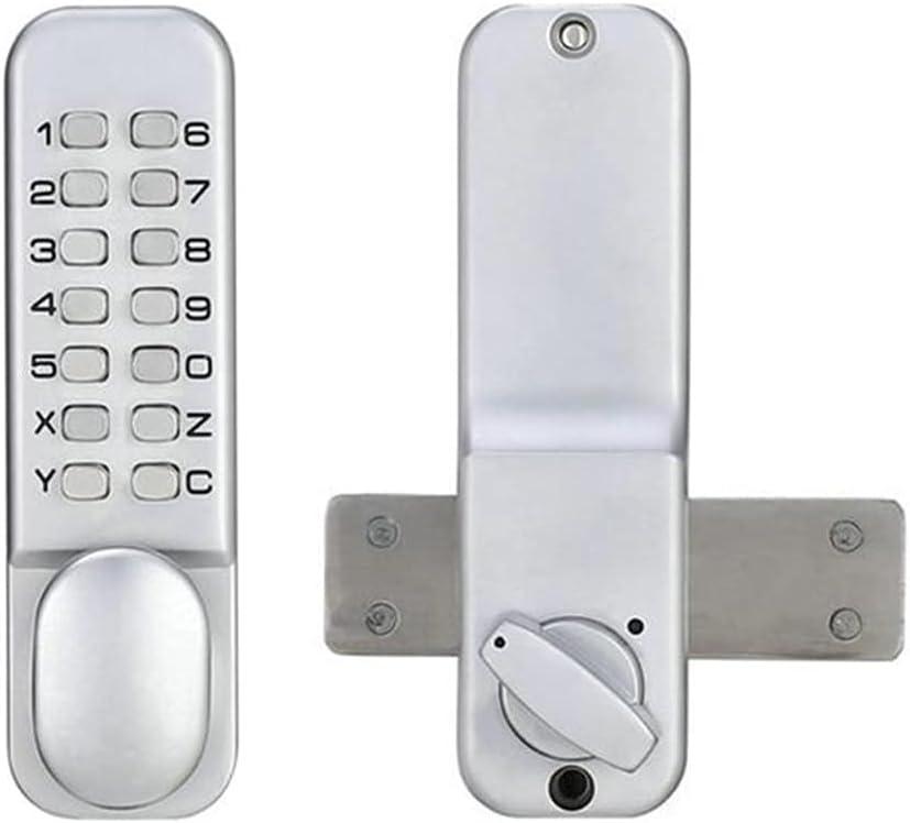 HCHL Keyless Entry Deadbolt Lock Door Pu Digital Mechanical sold OFFicial out