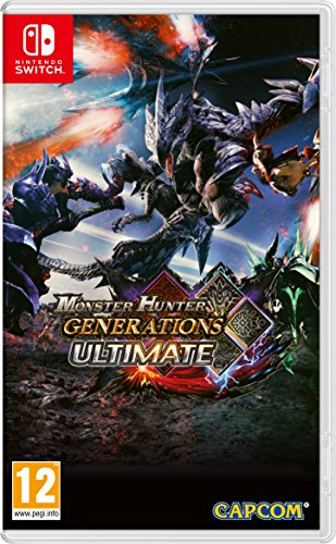 Monster Hunter Generations Ultimate pour Nintendo Switch