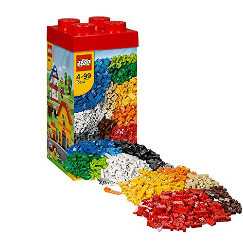 LEGO Creative Tower Building Kit XXL 1600 Pieces 10664