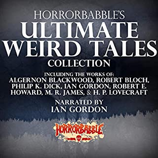 HorrorBabble's Ultimate Weird Tales Collection, Volume 1 audiobook cover art