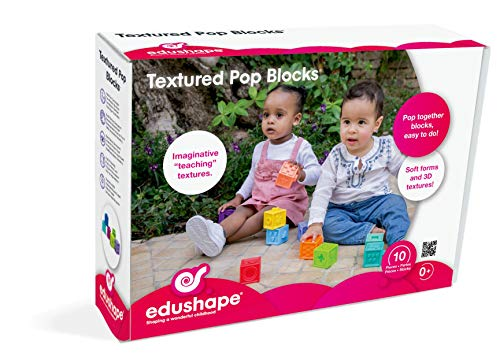 Edushape Textured Pop Blocks