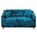 Funda de sofá elástica Asientos de Esquina elásticos Funda de sofá Funda Universal para Sala de Estar Funda de Licra en Forma de L Necesita Comprar 2 Piezas A21 4 plazas