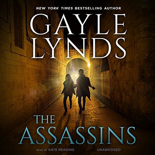 The Assassins audiobook cover art