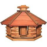 KWN-XXL-SPM - Pajarera de madera