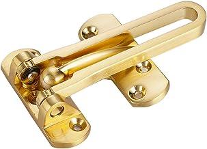 Hardware Deurketting, BYDNBY Deur Buckle Veiligheidsdeuren veiligheidsketen roestvrij stalen deur Buckle Hotel Anti-diefst...