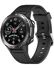 UMIDIGI Uwatch GT Smartwatch Fitnesshorloge Heren Dames Waterdicht 5ATM Smart horloge Pols Hartslagmeter Stappenteller Smartband Activity Tracker Kids Stopwatch voor Android iOS