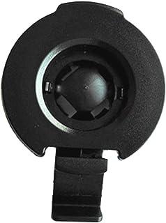 Verstellbare Auto GPS Halterung Clip Navihalterung Klemme für Garmin Nüvi 52 42 2497 2557   Schwarz