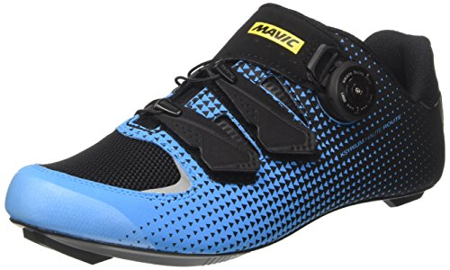 Mavic - Ksyrium Haute Route, Color Azul,Negro, Talla UK-8,5