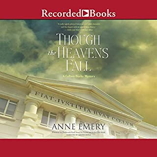 Though the Heavens Fall cover art